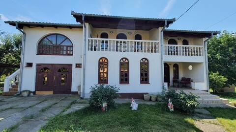 Cozy Villa in Transylvanian traditional village