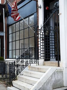 Charming apartment, great location - Philadelphia - Appartement
