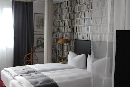 Apartment mit Balkon mitten in Illertissen - Illertissen - 公寓
