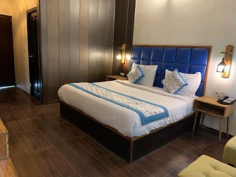 Corbett Ambience Resort-Deluxe Room