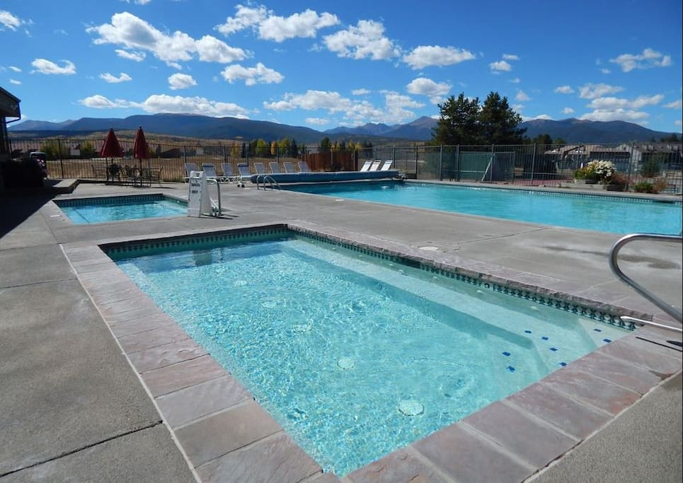 Club Hot Tubs & Pool - (year round)