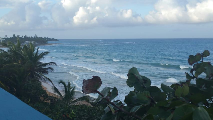 Oceanside View in a Spaceful Apt!!! - Luquillo - อพาร์ทเมนท์