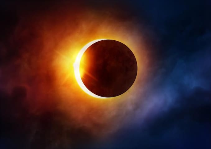House Open for Solar Eclipse Reduced Price!