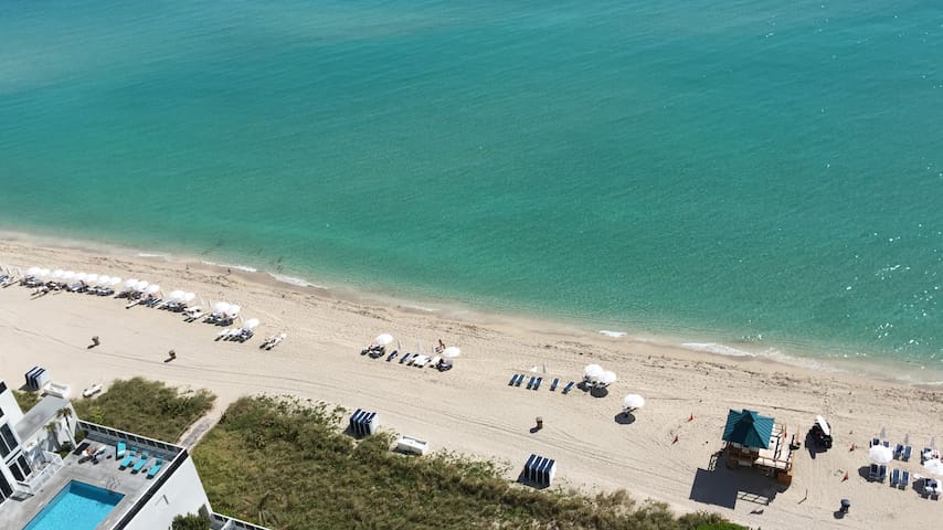 Fancy Apartament Sunny Isles - beach front - North Miami Beach - Appartement