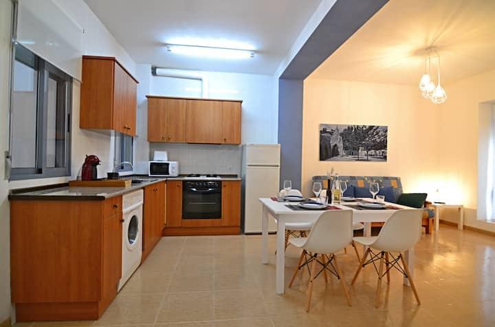 2p apartment. - ground floor