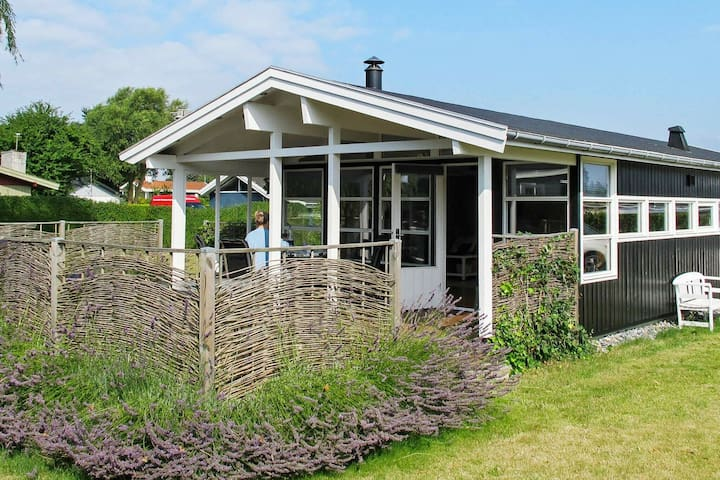 Tasteful Holiday Home in Karrebæksminde near Sea