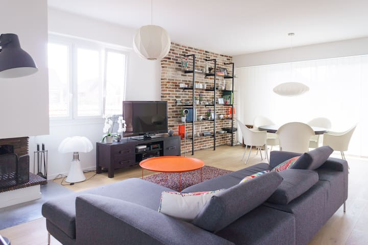 Confortable maison pour votre séjour à Rennes - Rennes - Huis