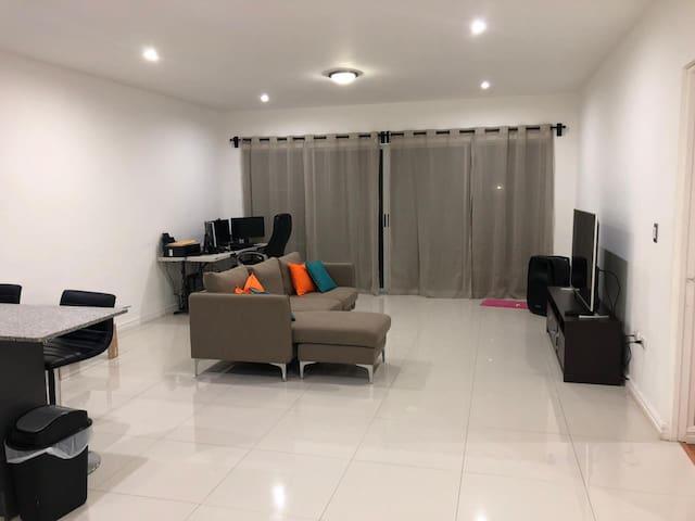 Bello y tranquilo apartamento Monte Ayarco
