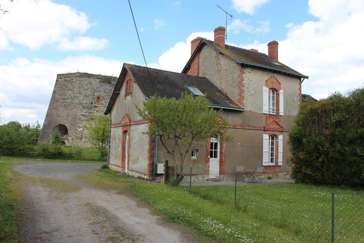 Gîte saint Pierre 6 couchages
