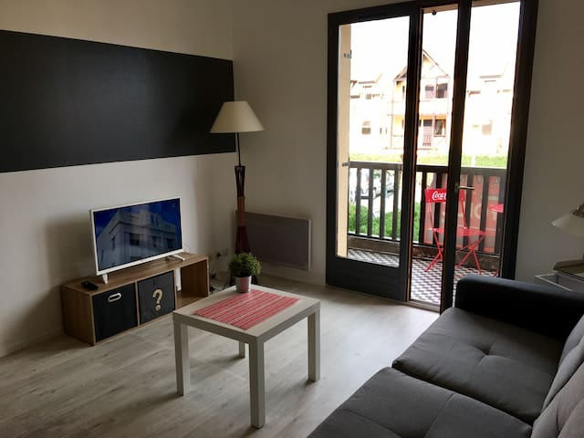 Superbe Appartement T2 Vue mer Ouistreham
