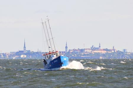 Проживание в Пирита на судне. - Tallinn
