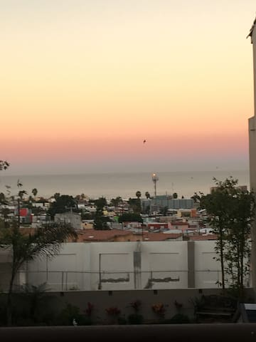 View of the Ocean Suite - Tijuana - Apartament
