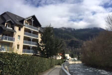 T2 cabine résidence  3 étoiles les Rives de l'Aure - 생 라히 술렁(Saint-Lary-Soulan)