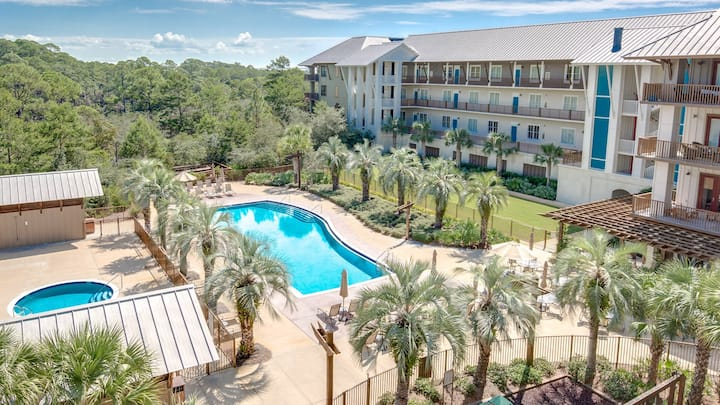Redfish Village- Comfy Condo! Home away from home!