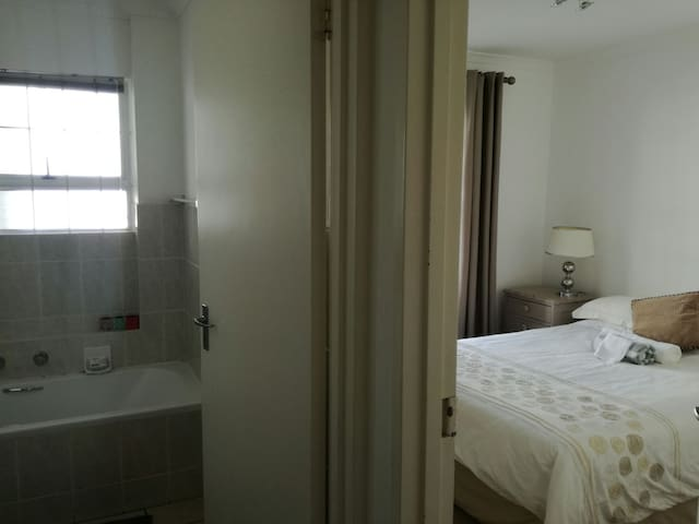 Bathroom for your exclusive use is adjacent to the room.