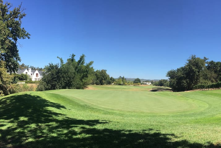 De Zalze Golf Estate Luxury House