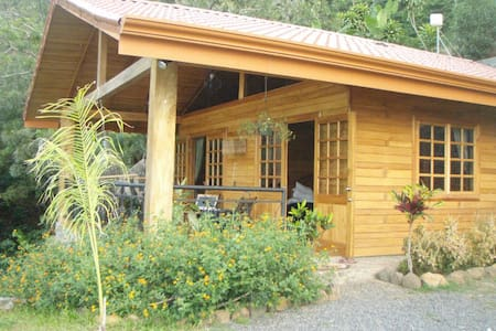 Palm breeze cabin in the mountains - Morazán - Chalet