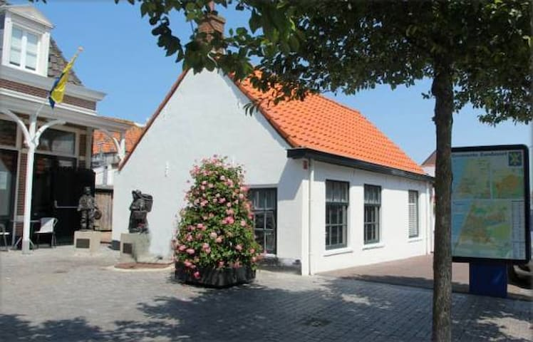 Swaluestraat3  centrum 2-6 personen - Zandvoort - Casa