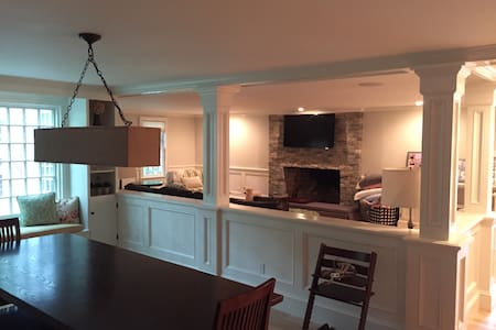 Cozy Colonial Home in Historic Hingham, MA - Hingham - Talo