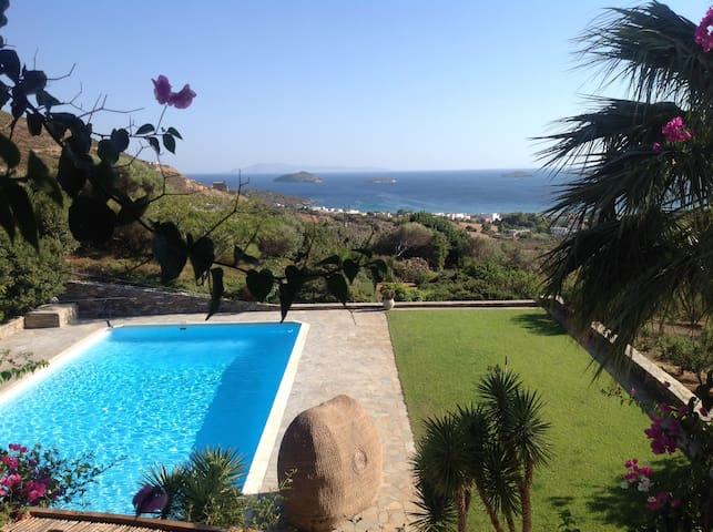 Villa The Olive Grove - Kato Agios Petros - Villa