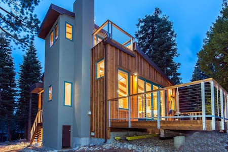 Eco View - LakeView Home w. Hot Tub - Tahoma