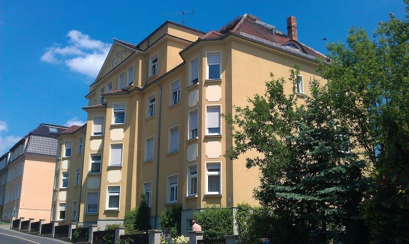 Ferienwohnung in Zittau West - Zittau