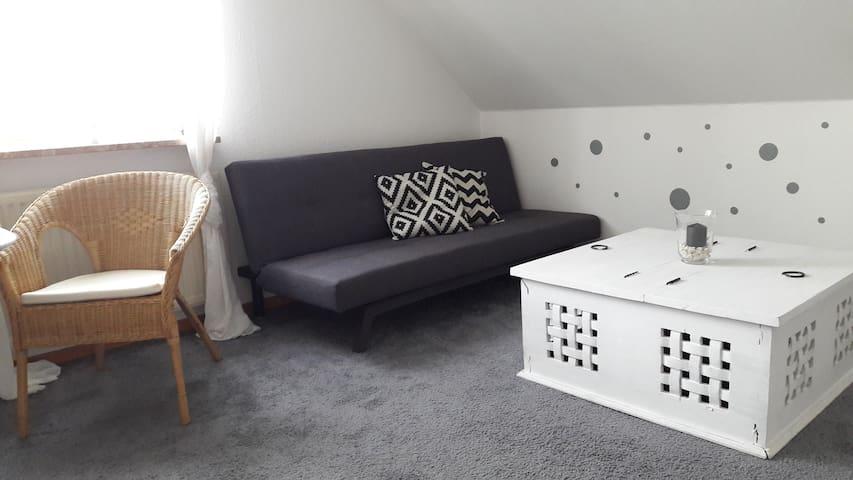 1-Zimmer Wohnung (bis vier Personen) in Eutin