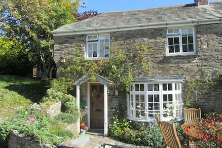 Pretty 3 bedroom Cornish Cottage - Saint Minver - Hus