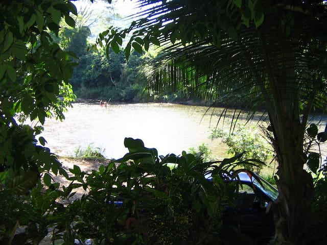 River view Beach Container Apt. w/ A/C - Dominical, Costa Rica - Outros