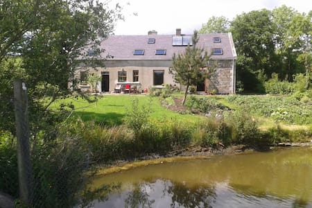 B&B   PETTIGO   GORTINESSY  SCHOOL. - Pettigo - Bed & Breakfast