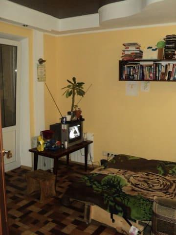 1-room ap. in Kiev, new - Kiev - Apartamento