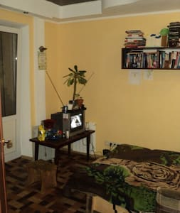 1-room ap. in Kiev, new - Apartment