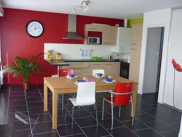 Appartement océan - Plonévez-Porzay - Appartement