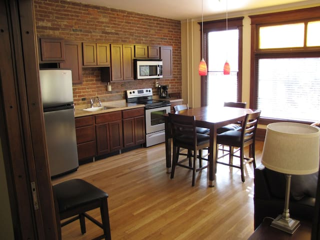 Loft Apartment in Lewisburg, PA - Lewisburg - Appartement