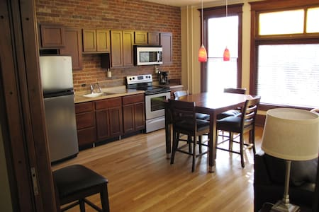 Loft Apartment in Lewisburg, PA - Lewisburg - Квартира