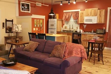 Beautiful 2 bedroom Apartment - Saint Johnsbury - Appartement