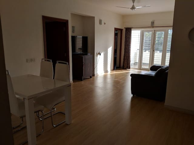 The Khems Suites 2BHK Budget Apartment