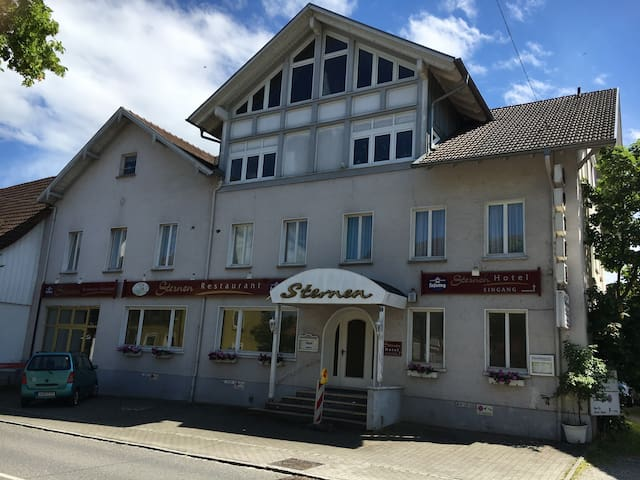 EInzel Zimmer/ Single Room - Radolfzell  - Bed & Breakfast