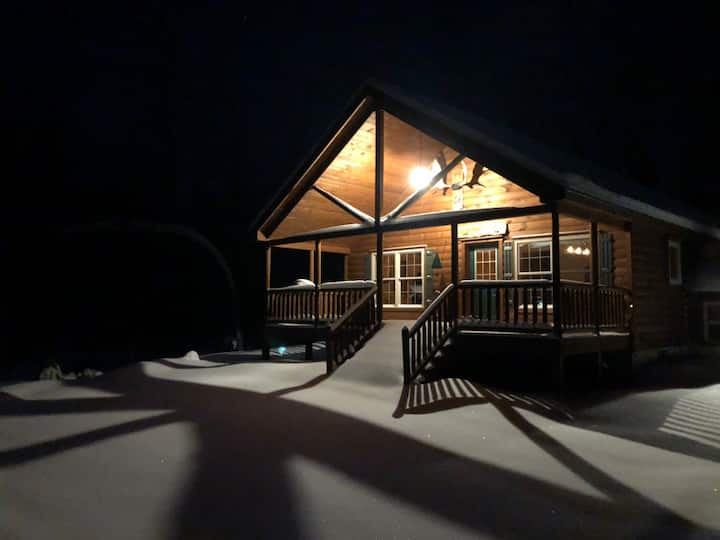Twin Maple Farm Luxury Lodging