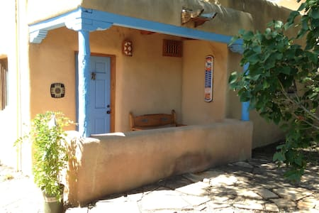 Classic Adobe Home in Taos Historic District