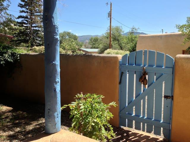 Come on in to Casa de la Capilla
