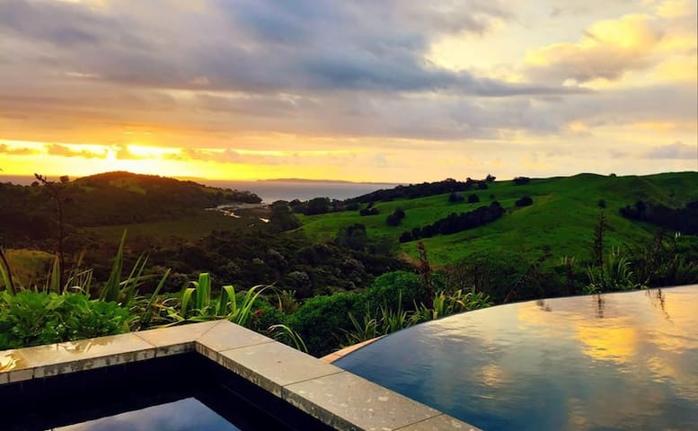 Te Muri Ridge Luxury Accommodation - Mahurangi West - Departamento