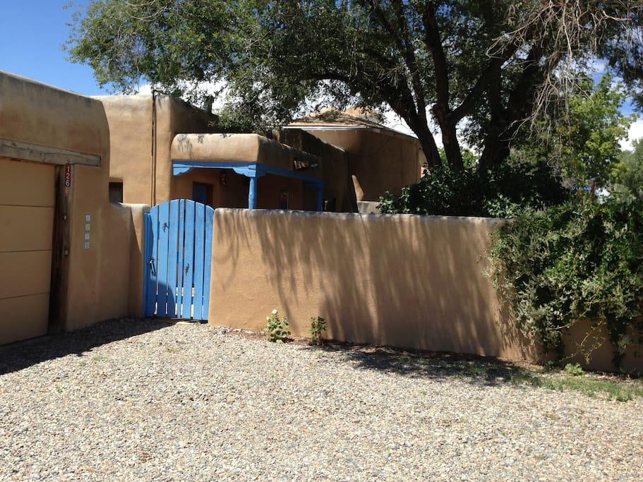 You have reached your destination - Welcome to Casa de la Capilla!