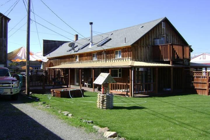 Prairie City House