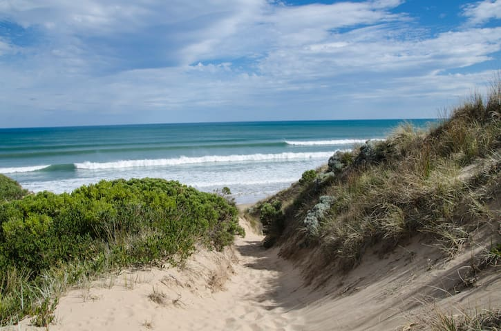 Ocean retreat:Near Great Ocean Road - Breamlea - Flat