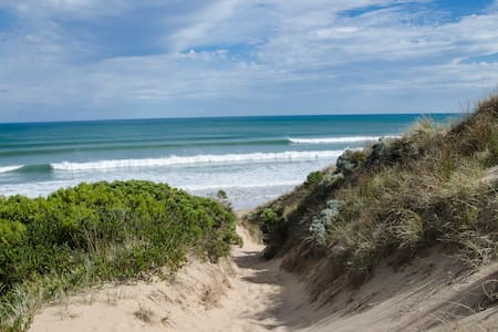 Ocean retreat:Near Great Ocean Road - Breamlea