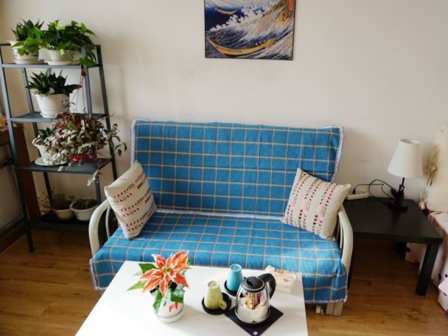 Sofa&tea table