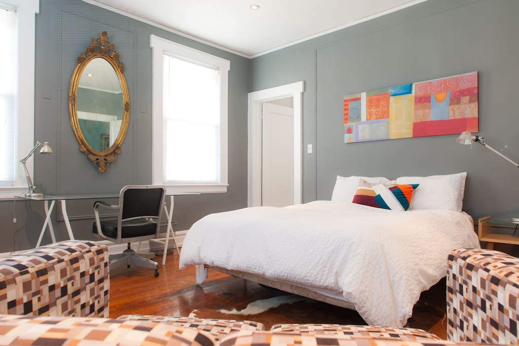 International House Nyc Guest Rooms