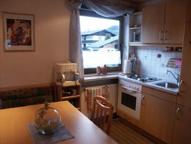 Wohnung inmitten der Natur - 6675 Tannheim - Leilighet