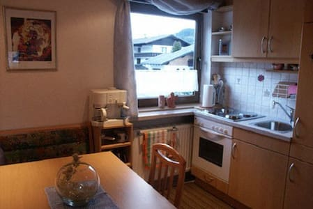 Wohnung inmitten der Natur - Tannheim - Apartment